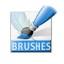 Dirty Spray Photoshop Brushes