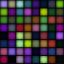 Color Cells Screensaver
