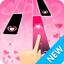 Pink Piano Tiles 2: Custom Songs