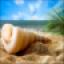 Tropical Waves Screensaver