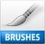 Retro Flowers Brushes